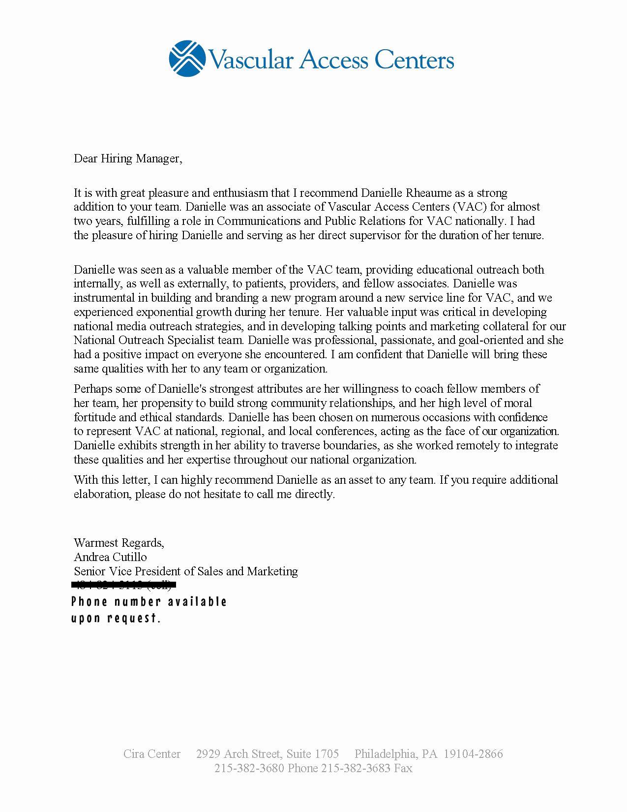 30 Peer Letter Of in 2020 Letter of