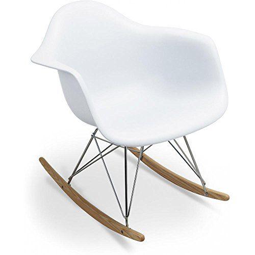 Chaise A Bascule RAR Charles Eames Style