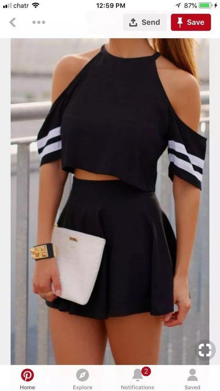 65 trendige Sommer-Outfit-Ideen für Mädchen im Teenageralter zum Kopieren 47 ~ Lit ... - Harvey Clark #teenageclothing