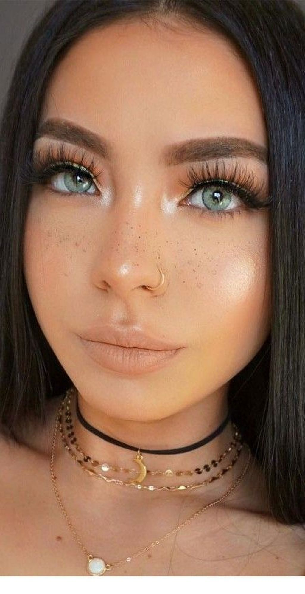 50 Affordable Nose Makeup Ideas That Are Very Inspiring
