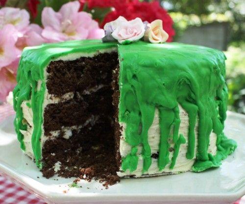 Birthday Cakes Macarthur ~ Recipe macarthur park cake dyi park cake and