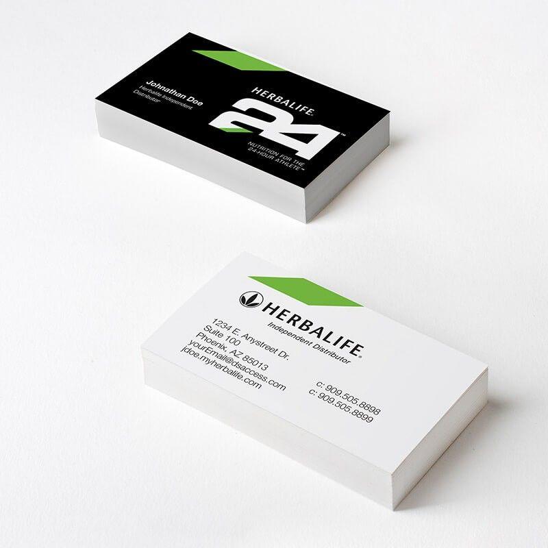 Herbalife Geschäfts Karten   Mehr auf unserer Website ...