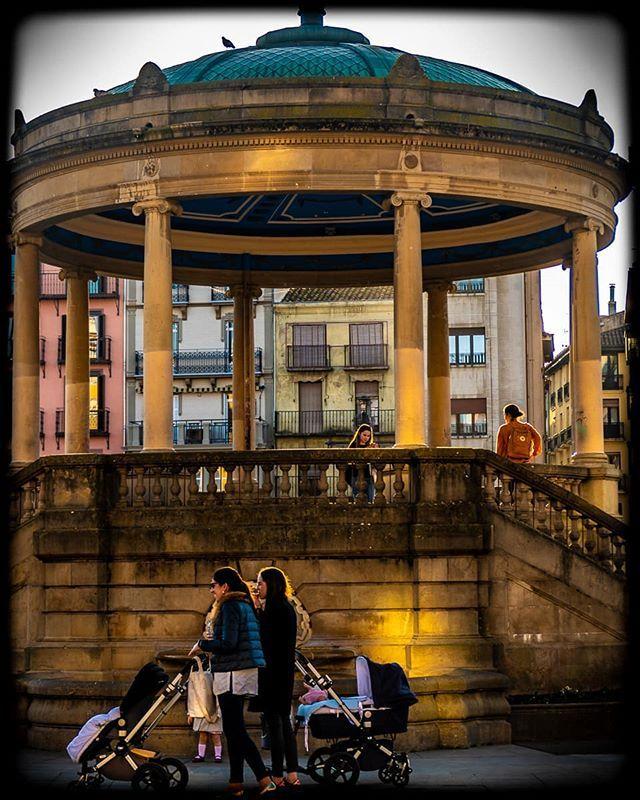 Vamos Con Otra Recuerdo De Mi Viajedetrabajo A Pamplona