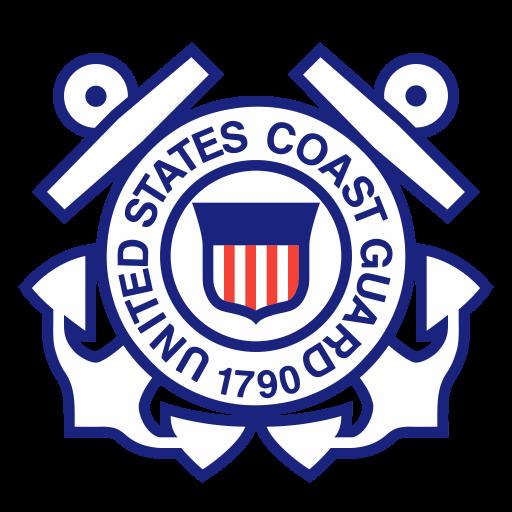 Fish Oregon Fully Licensed Coast Guard Logo Us Coast Guard Coast Guard