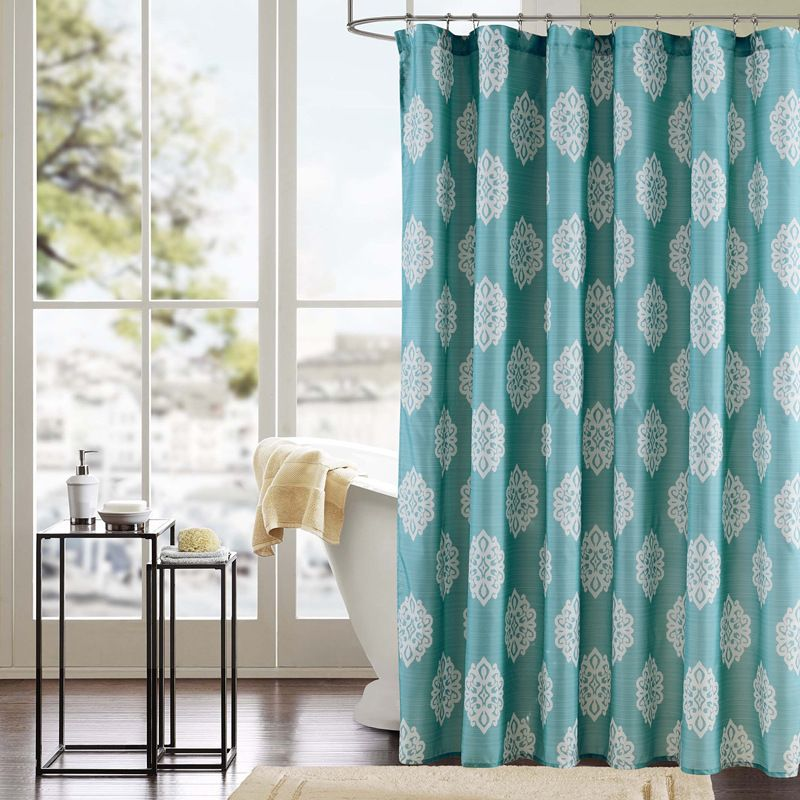 2016 New Elegant Shower Curtain 200cm Water Resistant Polyester ...