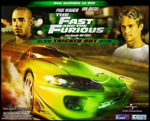 The Fast and the Furious | and then i watched 2 fast and 2 furious