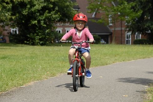 Watch Ctc S How To Teach A Child To Ride A Bike Video Bike Children