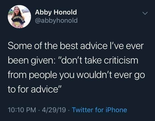 """The Female Lead on Instagram: """"Some of the best advice I've ever been given ☝️ . . . . #feminist #feminism #work #workingmums #workingparents #workhard #youmatter #worth…"""""""