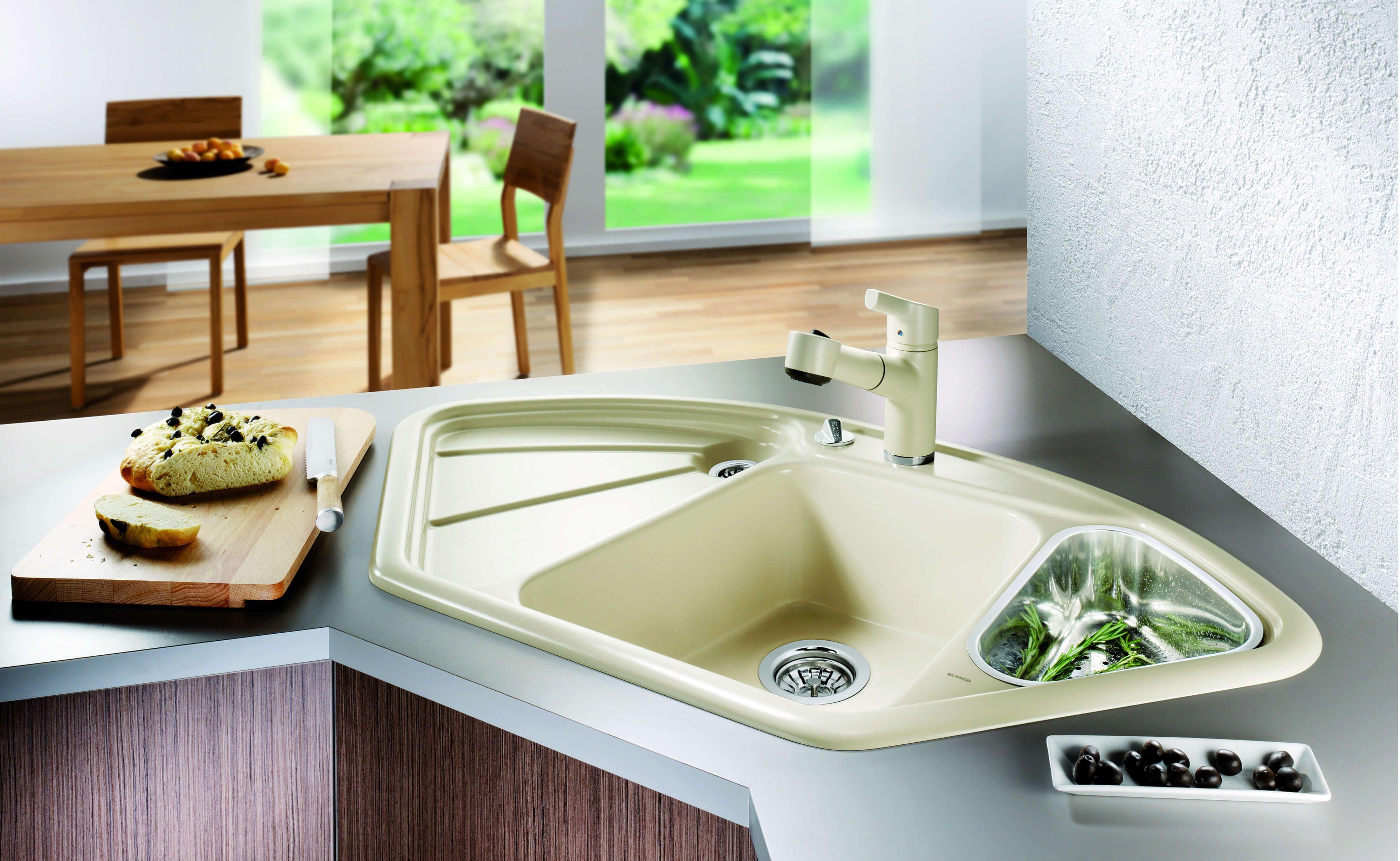 Praktische Ecklösungen für die Küche: Ideal bei wenig Platz ...