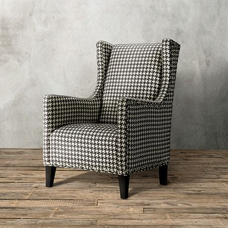 With Our Leroux Chair, We Give This Classic Shape A More Upbeat Demeanor.  The