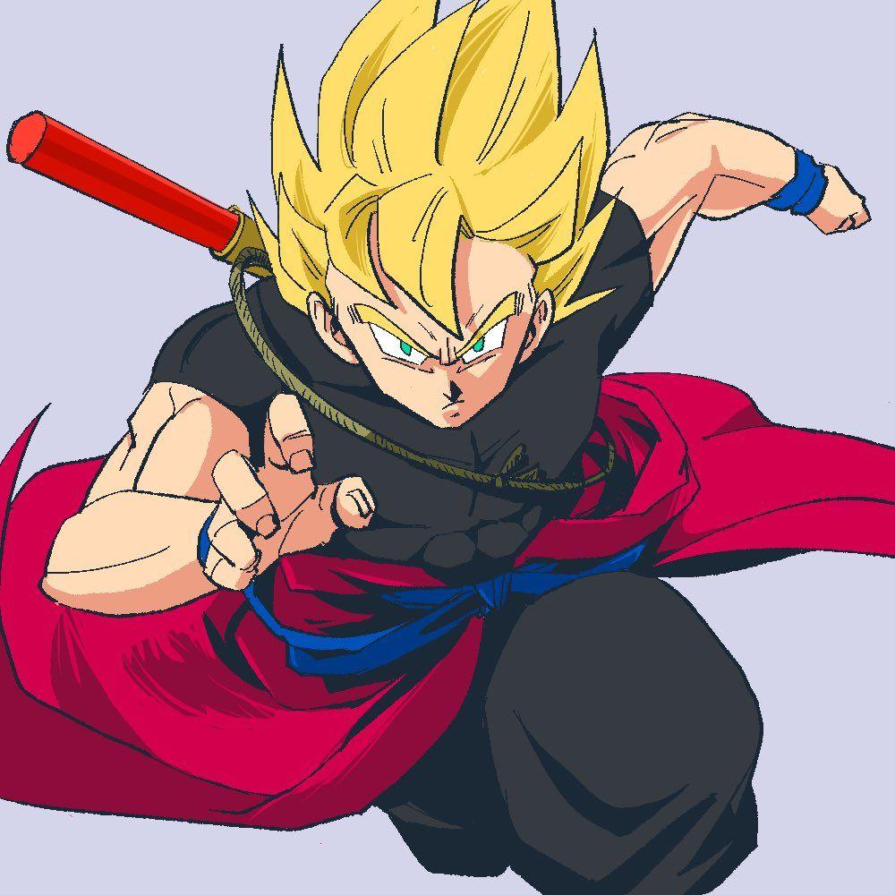 Pin By Chrome On Dragon Ball Characters Dragon Ball Super Goku Dragon Ball Artwork Dragon Ball Art