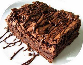 Chocolate cake brownies with splenda recipe