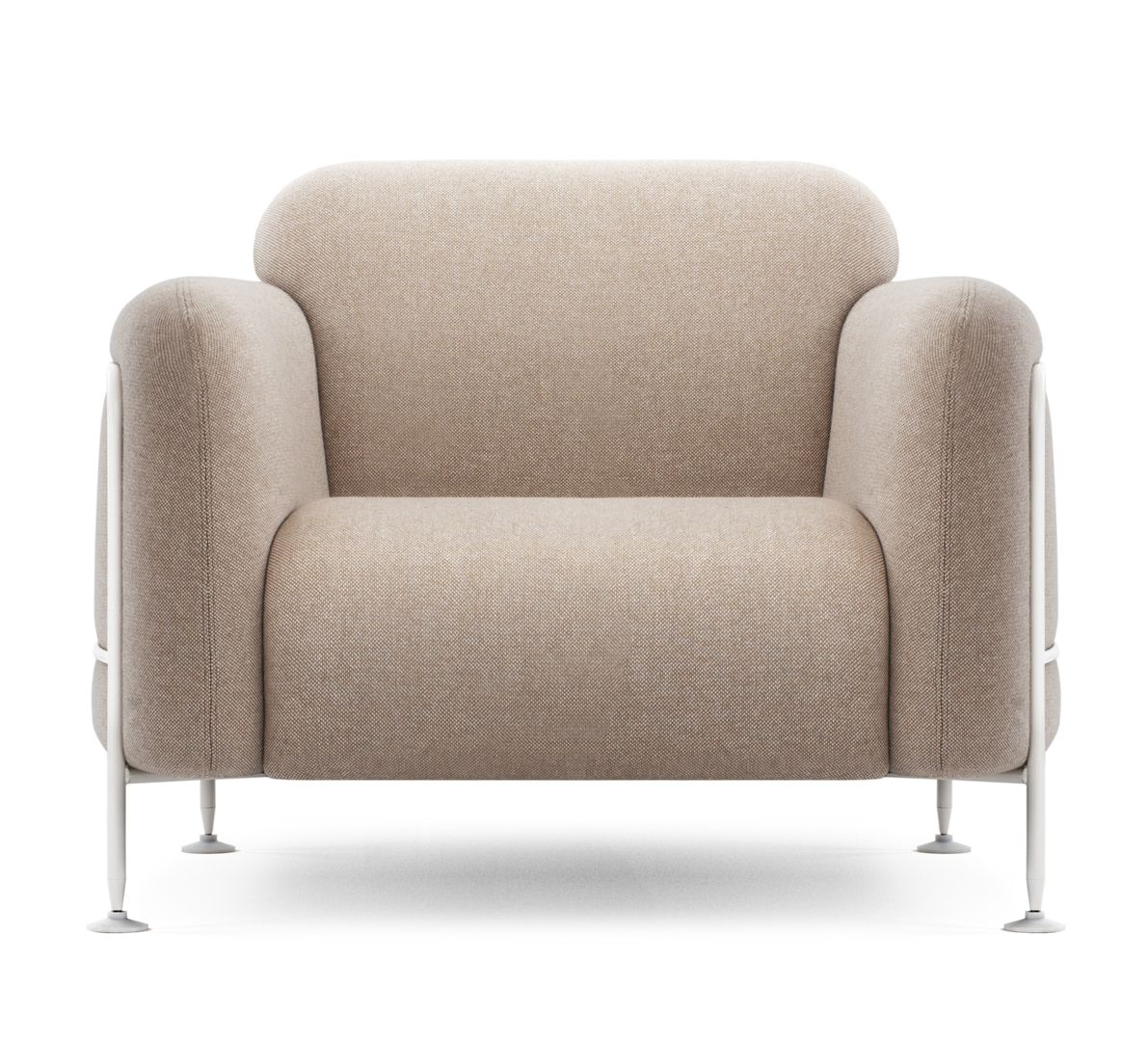 Mega Muebles Mega Armchair Produced By Massproductions Furniture