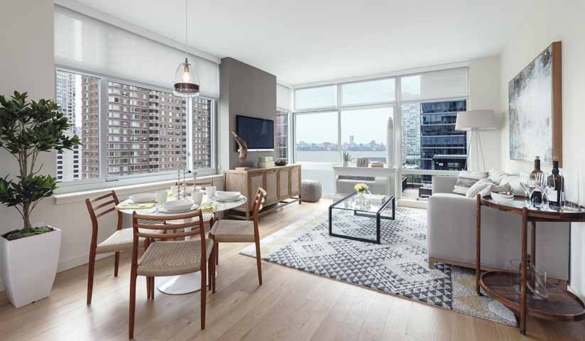 1 And 2 Bedroom Luxurious Rental Apartments At New Jersey The One City Apartment Decor Luxury Apartments Apartment Decor