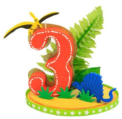 Cumplea os de 3 a os decoraci n para fiestas infantiles - Decoracion cumpleanos nino 6 anos ...
