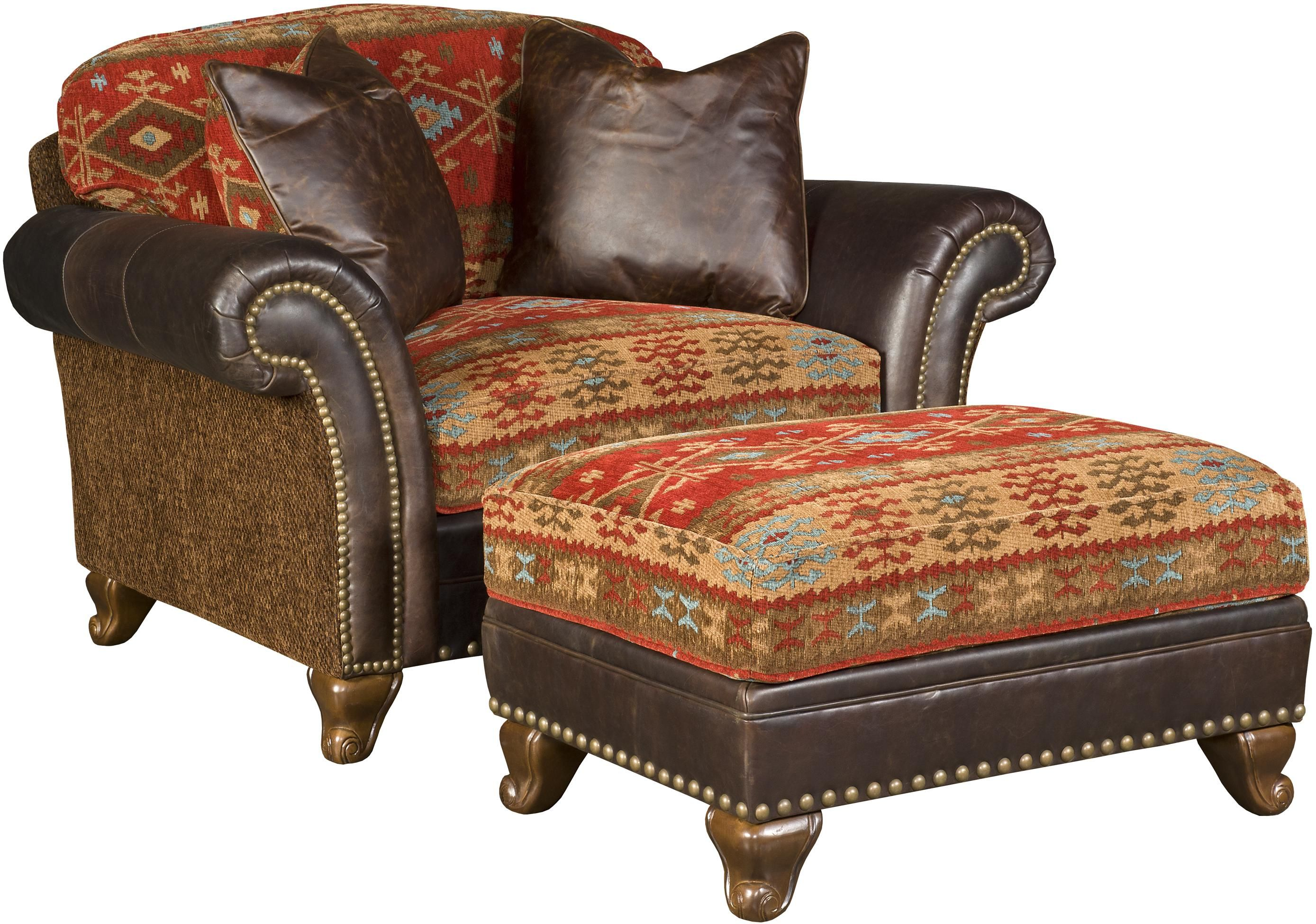 Shop For The King Hickory Katherine Chair And Ottoman At Story U0026 Lee  Furniture   Your Leoma, Lawrenceburg TN And Florence, Athens, Decatur,  Huntsville AL ...