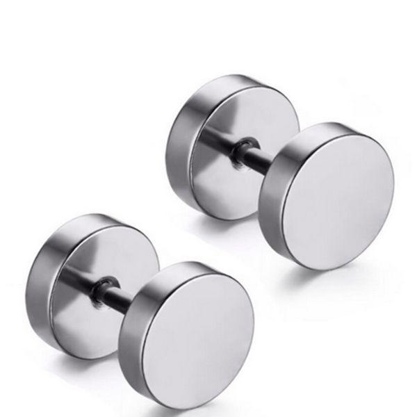 Marco - Stainless Steel Stud Earrings