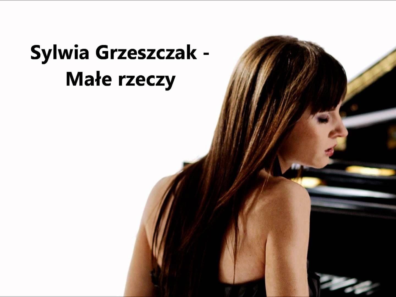 Sylwia Grzeszczak Male Rzeczy Nowy Singel Youtube Muzyka