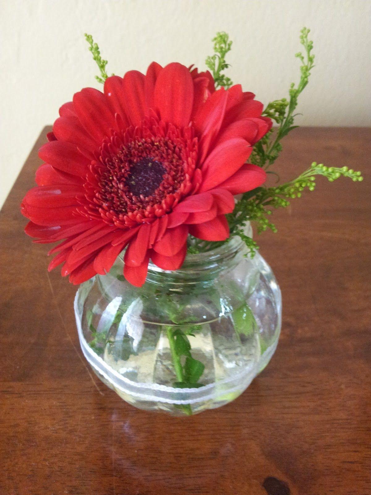 Easy Tall Floral Arrangement | Simple flower arrangement for ...
