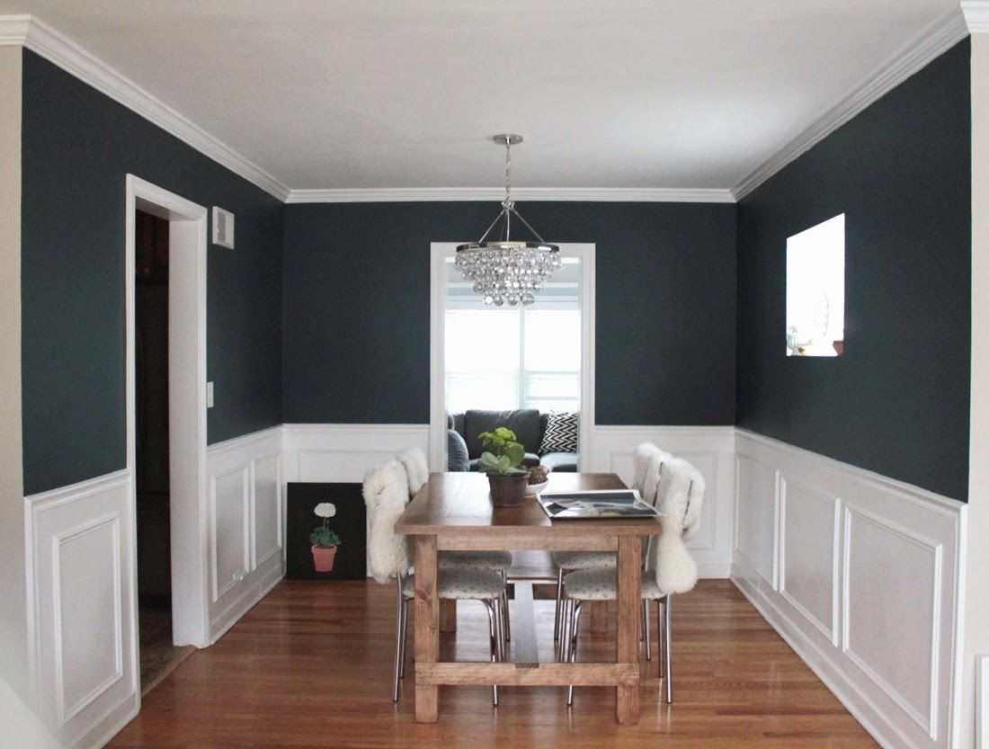 My current color obsession farrow ball s hague blue it is truly the most deep and wonderful - Farrow and ball hague blue ...