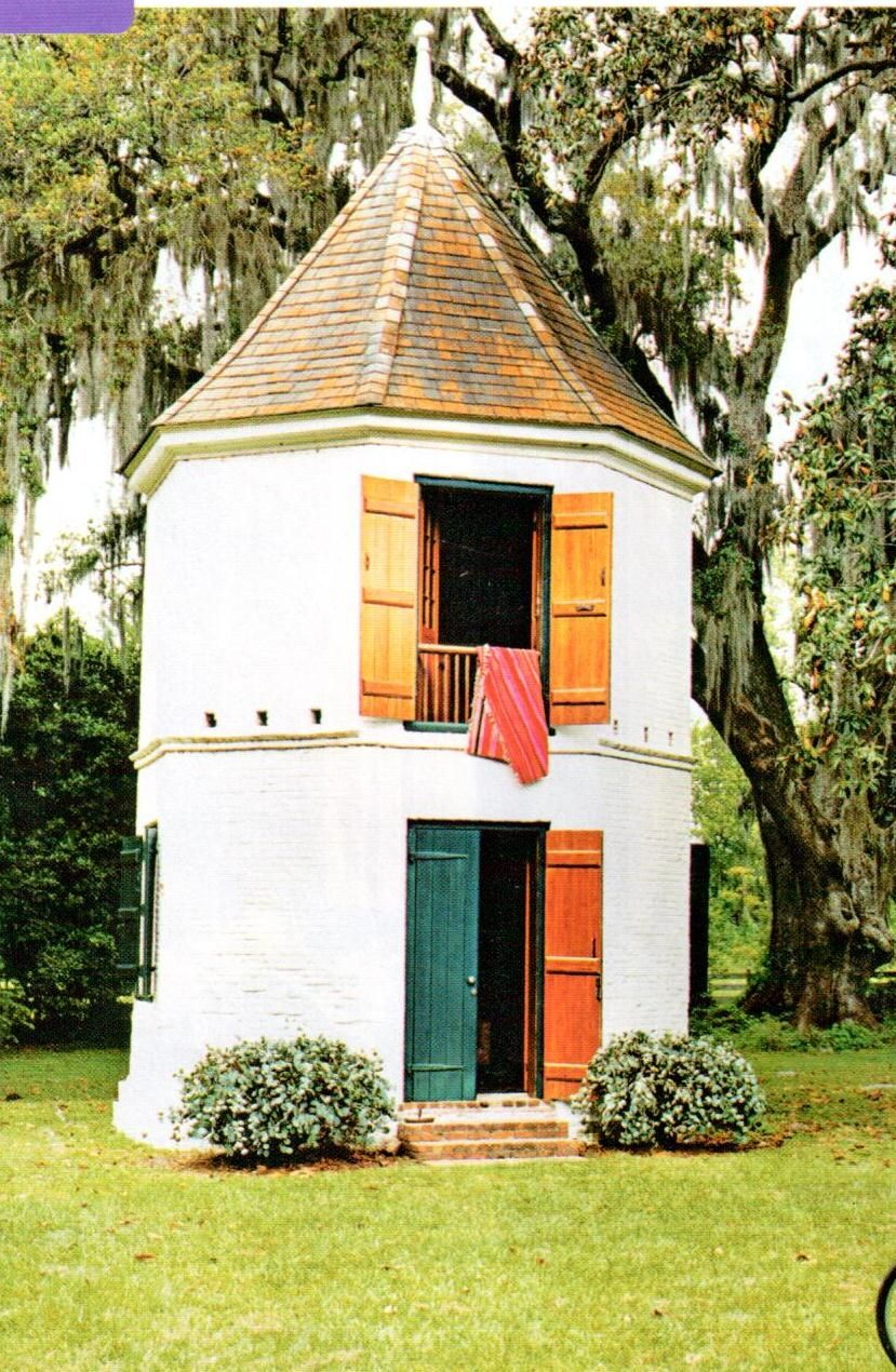 converted pigeoneer from the south love this for a guest house
