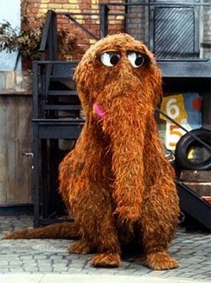 Mr Snuffleupagus The Muppet Show Sesame Street Muppets