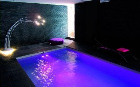 Piscine int rieure recherche google piscine for Construction piscine couverte