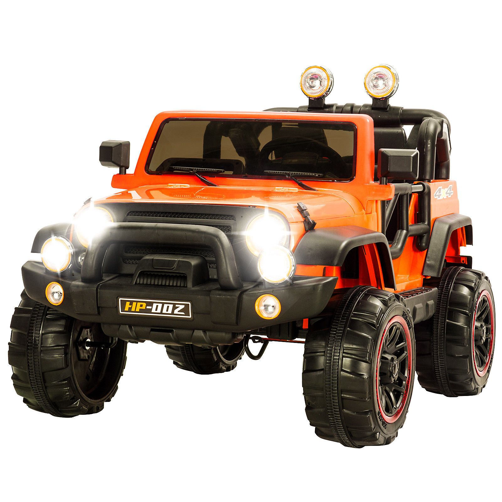 12v Kids Ride On Cars Electric Battery Power Wheels Remote Control 2 Speed Jeep Kids Ride On Power Wheels Car Battery