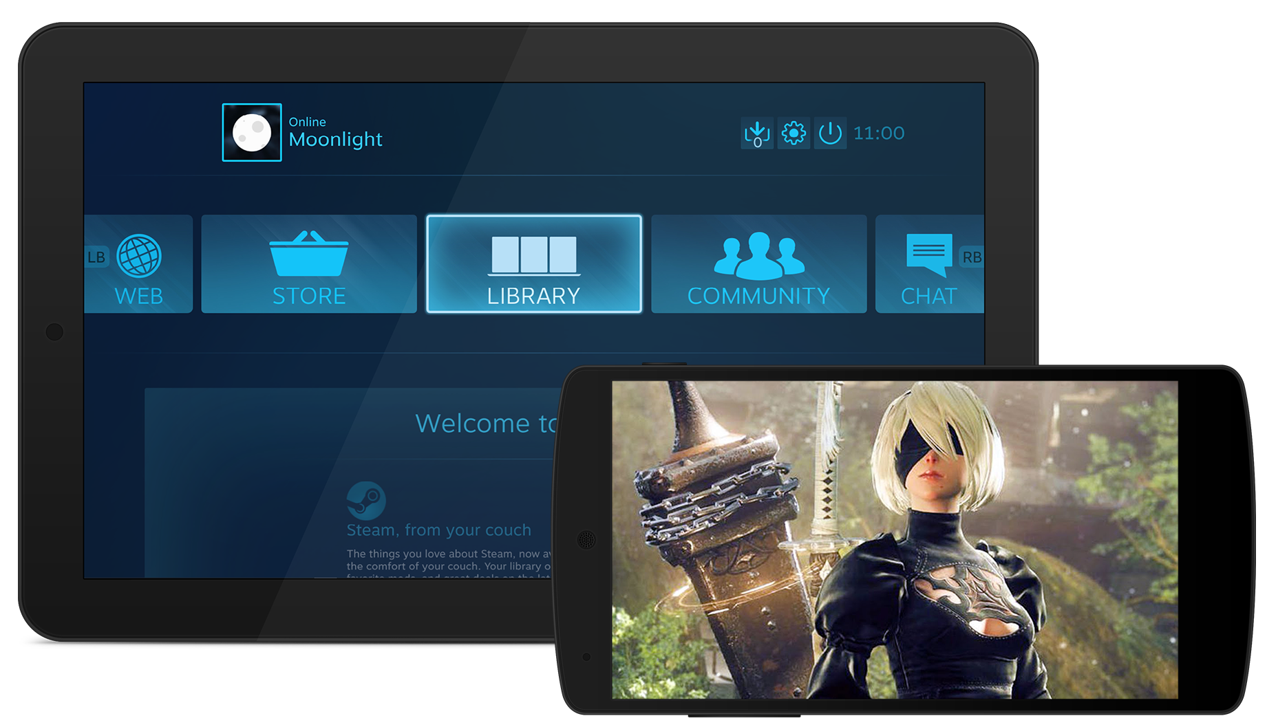 Moonlight Game Streaming Moonlight game, Game streaming