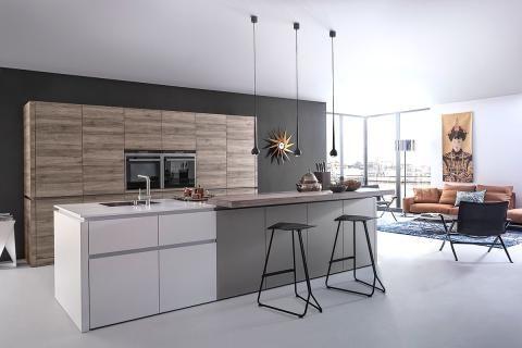 Bildergebnis für kochinsel beleuchtung Küchen Pinterest - theke f r wohnzimmer