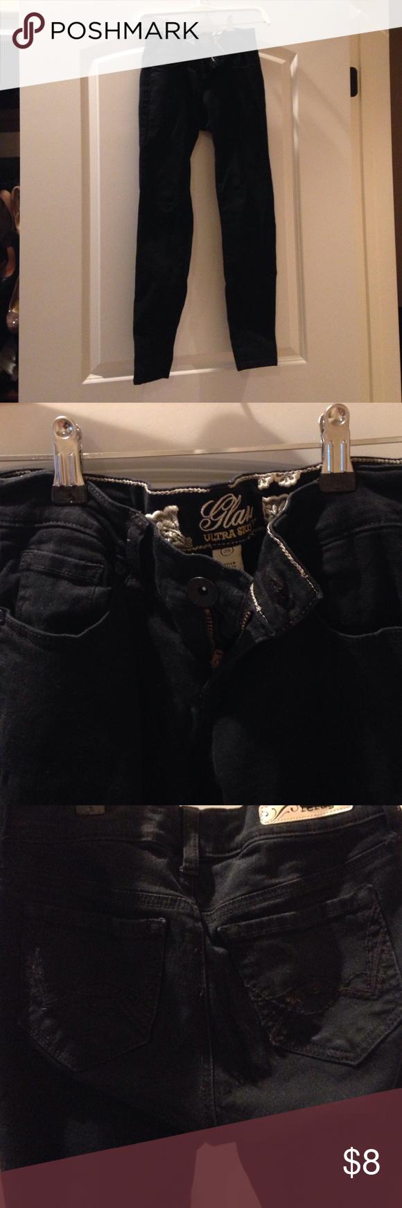 Black refuge skinny jeans Black skinny jeans, refuge refuge Jeans Skinny