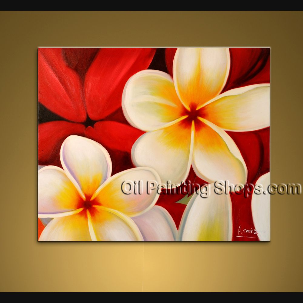 Astonishing Wall Decorating Ideas Hand-Painted Art Paintings For Living  Room Egg Flower. This