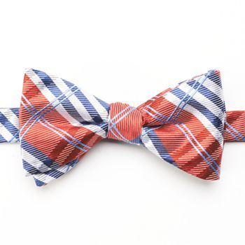 53f40c89143a Croft & Barrow® Plaid Pretied Bow Tie - Men in 2019 | Style for Him ...