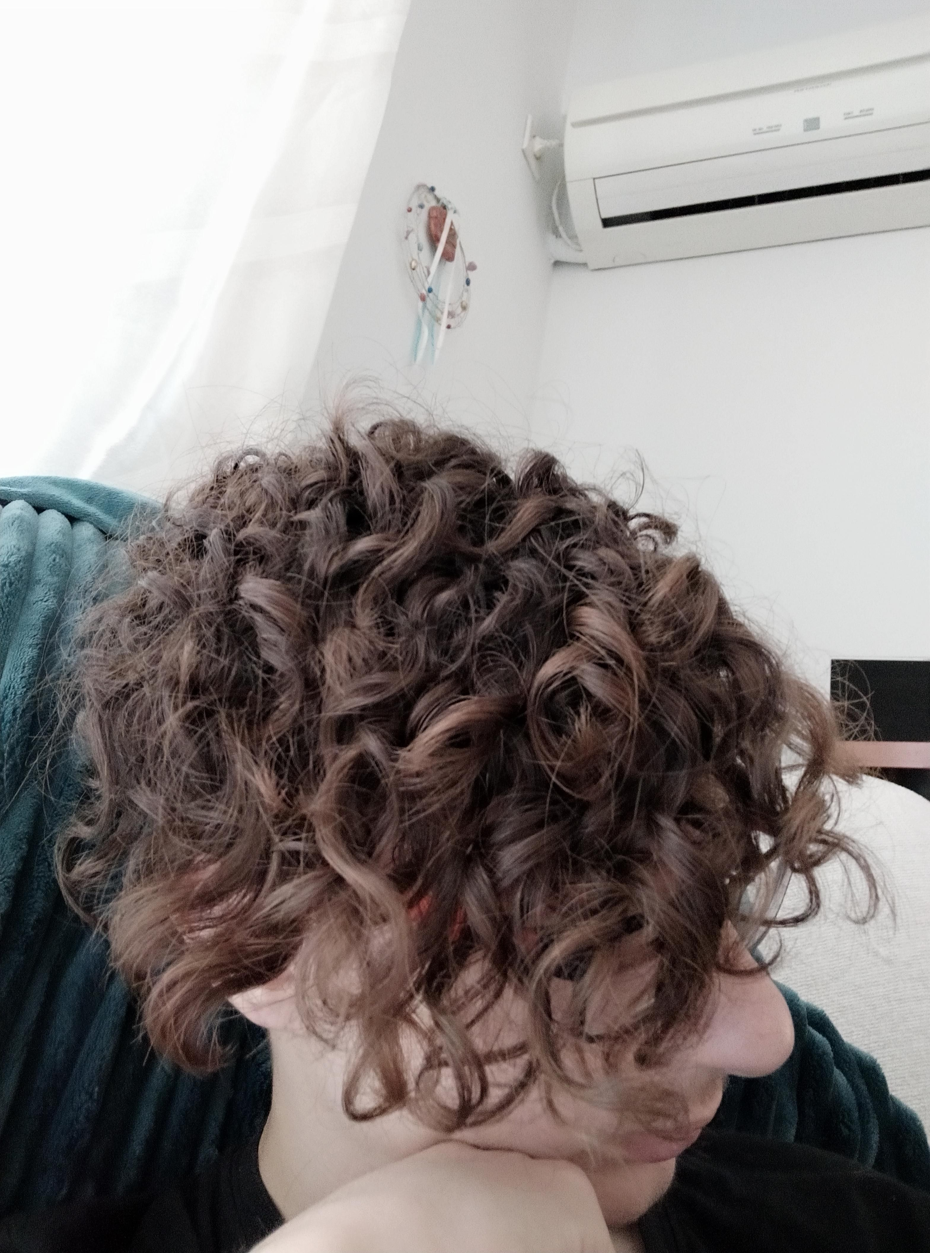 Can i blowdry my thin hair without getting volume if no