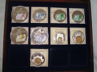 Münzen Brd Münzen Mit Inlay Europa Banknoten Und Münz Prägungen