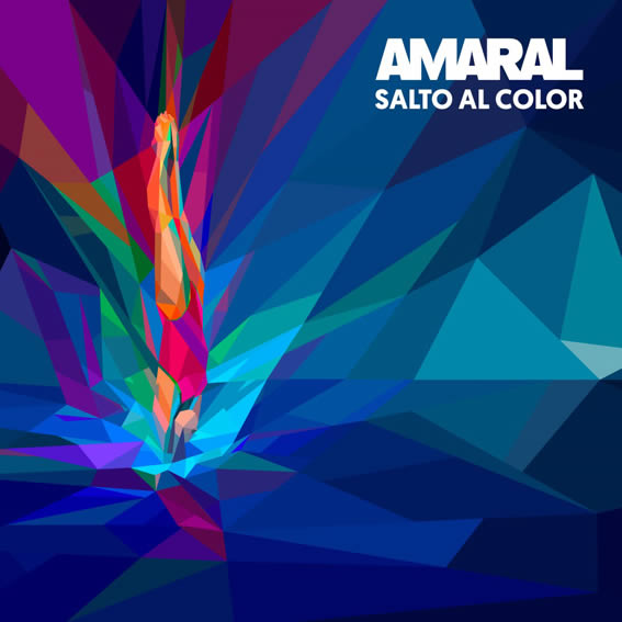 Portada Y Segundo Avance De Salto Al Color De Amaral Portadas Vinilo Rock Y Metal