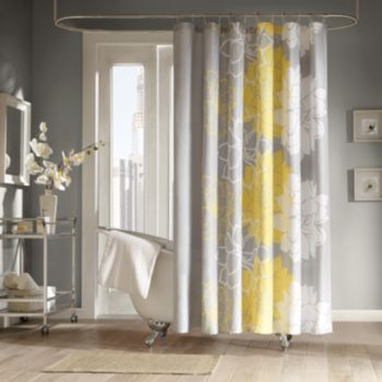 Counterpoint Fabric Shower Curtain With Images Fabric Shower