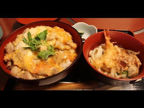 Great Oyako Donburi!