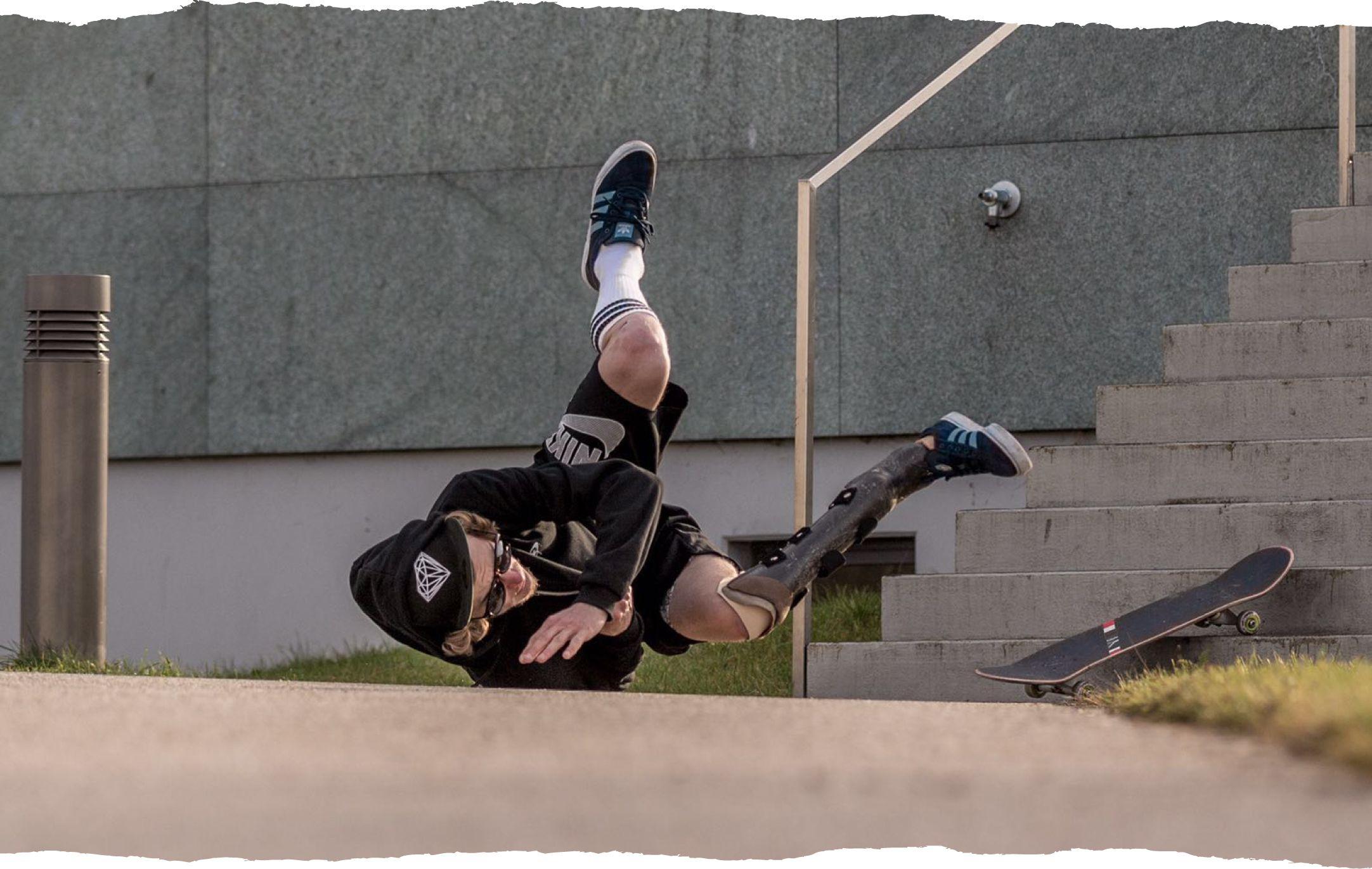 Clément Zannini | Skateboarding | VONMISES SOCKS - Vonmises Online Shop