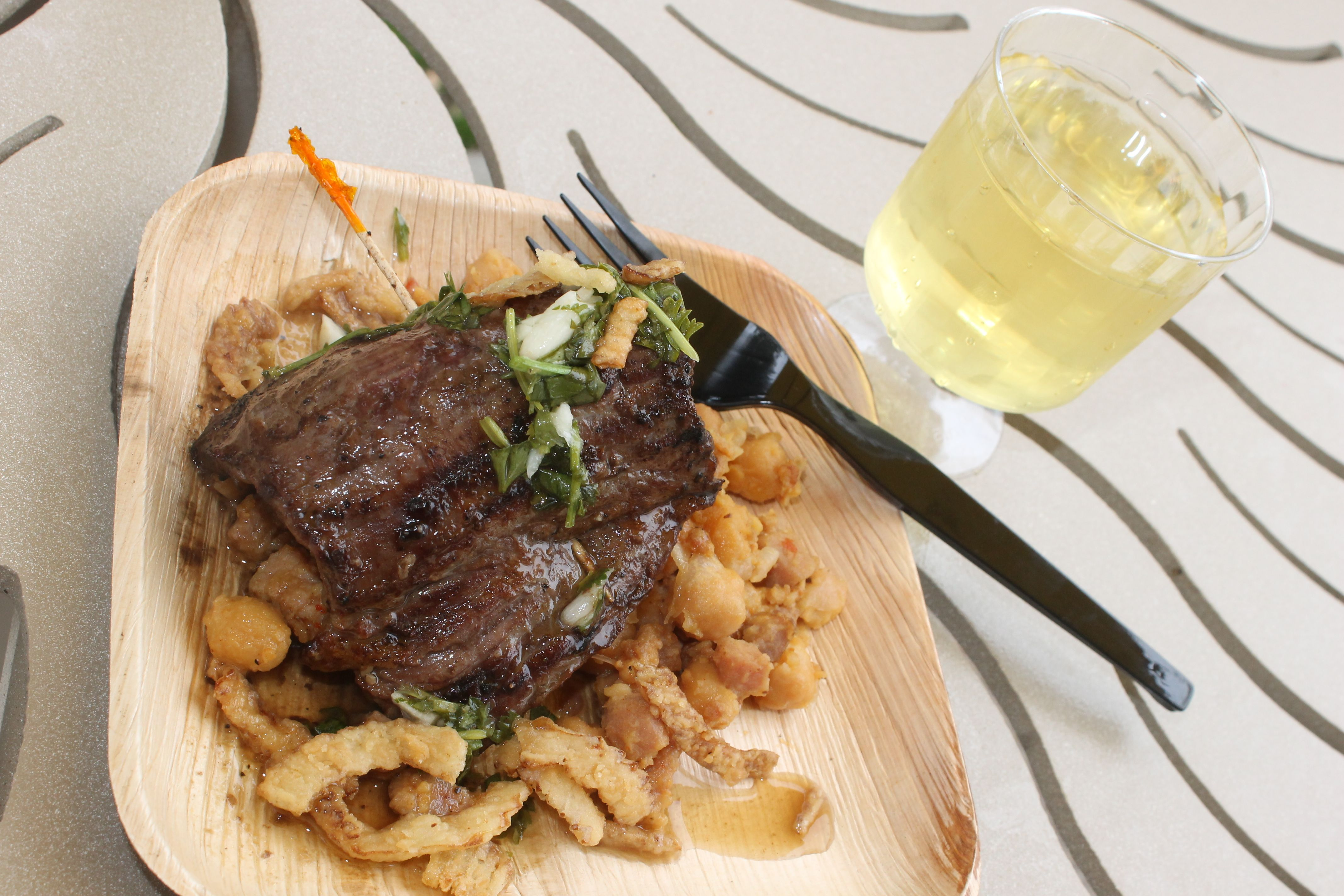 Churrasco Seaworld Food Festial