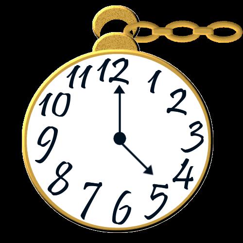 16+ Alice in wonderland clock clipart ideas