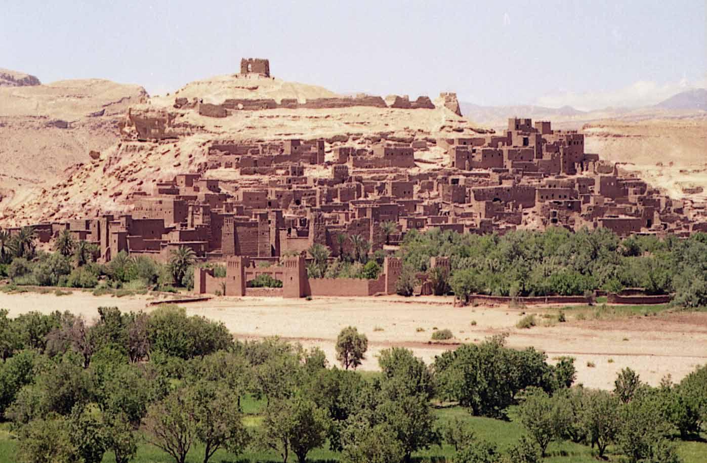 Ait Ben Haddou Day Trip - Best Morocco Desert Tours