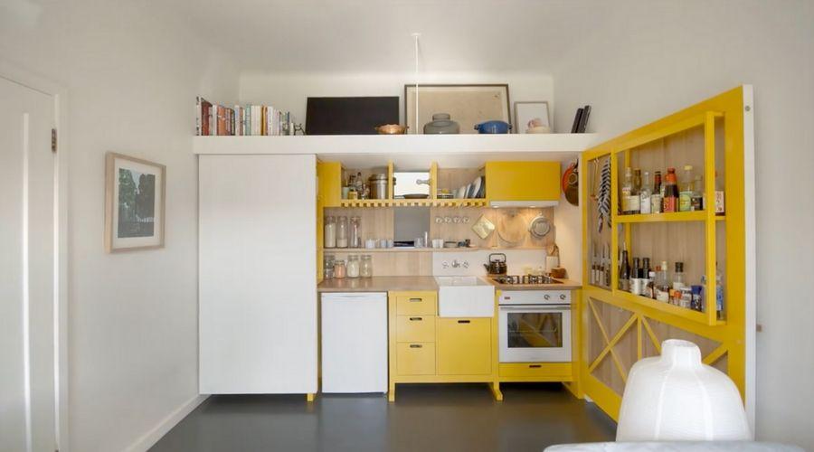Nunca es demasiado pequeño: Un micro apartamento en Australia ...