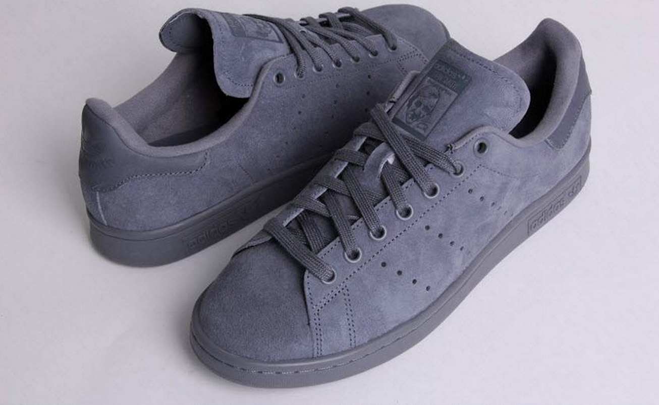 adidas stan smith dames suede