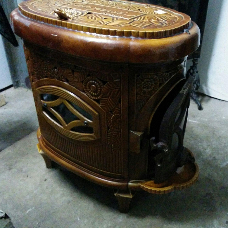 Antique+Deville+wood+stove+le+non+pareil'.+door+AntiqueStoves,+€800,00