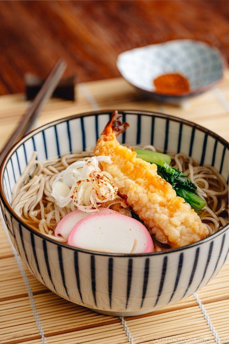 Soba Noodle Soup Recipe Soba noodles soup, Soba