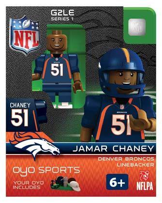 51 Jamar Chaney Denver Broncos Linebacker-Limited Edition OYO ...