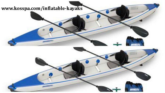 Sea Eagle RazorLite 473rl | Best Inflatable Kayaks