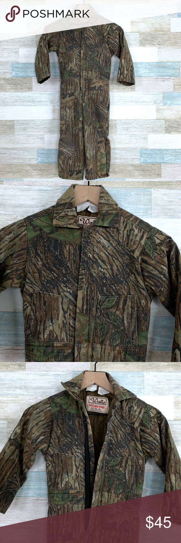 sold walls blizzard pruf realtree coveralls camo in 2020 on walls insulated coveralls blizzard pruf id=41166