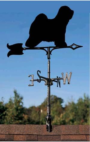 tibetan terrier weathervane - Google Search